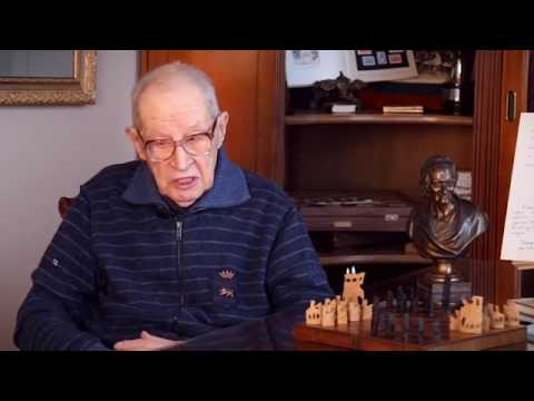 Юрий Авербах об истории шахмат