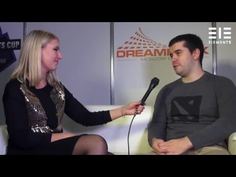 "Интервью с Яном ""FrostNova"" Непомнящим, DreamHack Moscow 2015"