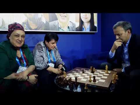 Чибурданидзе помогает Дворковичу в борьбе с Гаприндашвили