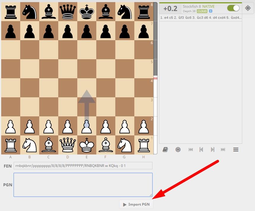 стокфиш 8 шахматная программа скачать - фото 5