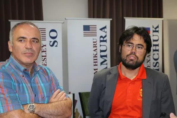 Nakamura-Kasparov