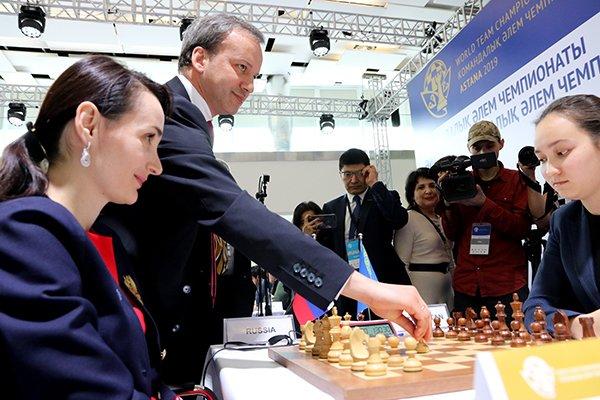 Чемпионат мира по шахматам 2019 в 2019 году